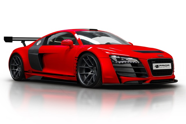 audi r8 tuning perfektionierte perfektion. Black Bedroom Furniture Sets. Home Design Ideas