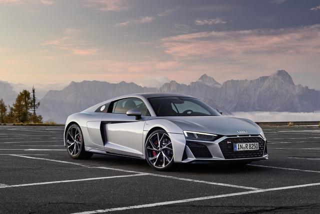 Audi R8 V10 RWD - Vom Sonder- zum Serienmodell