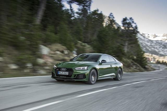 Fahrbericht: Audi RS 5    - Unspektakulär schnell