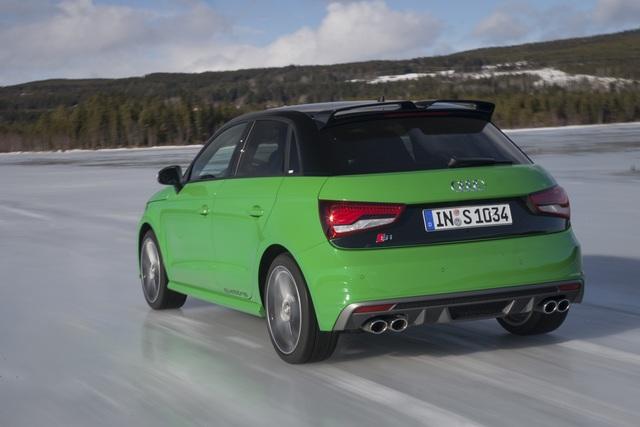 Audi S1 und S3 Cabrio - Potenzsteigerung für Kleinwagen und Cabrio (Kurzfassung)