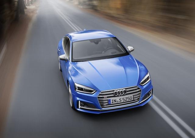 Audi A5 Sportback - Der nächste Neue