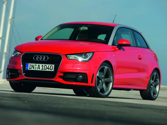 Audi A1 ab 15.800 Euro