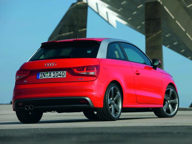 Audi A1: Premium in klein (Vorabbericht)