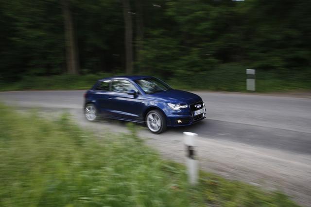 Audi A1: Der Mini aus Ingolstadt (Kurzfassung)