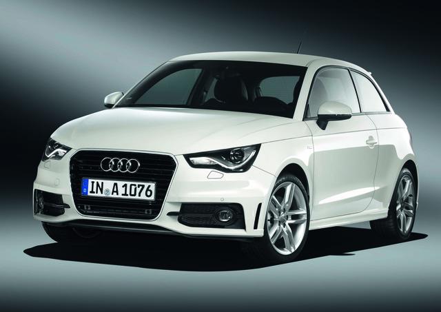 Audi A1 - Neuer Topmotor für den Kleinen