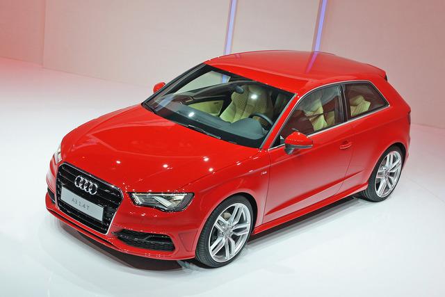 Audi A3 - Gut gerüstet
