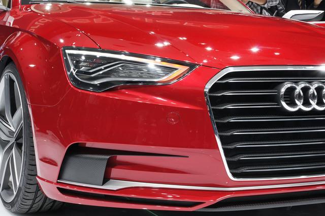 Audi-Pläne - Windschnittige Mittelklasse