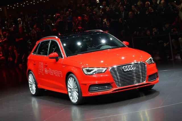 Audi A3 E-Tron - Sportlich sparen an der Steckdose