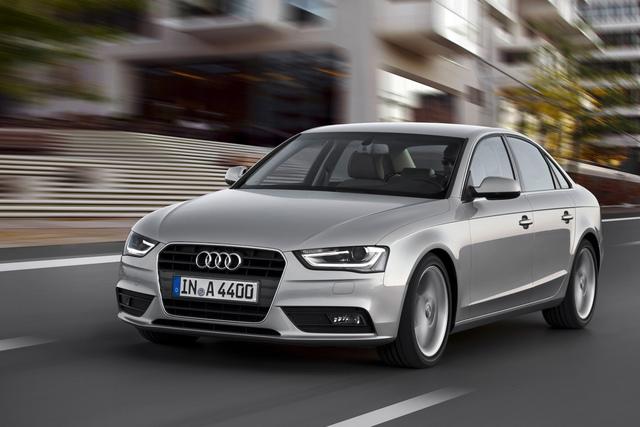 Audi A4/S4 - Weniger ist mehr (Kurzfassung)