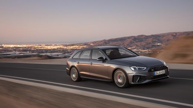 Fahrbericht: Audi A4 - Ein bisschen elektrisch