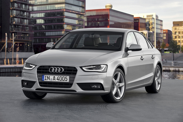 Audi A4 - Auf Sparkurs