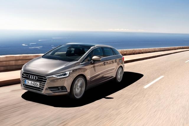 Audi Sport-Van - Zwischen Familienkutsche und Kombi-Schick