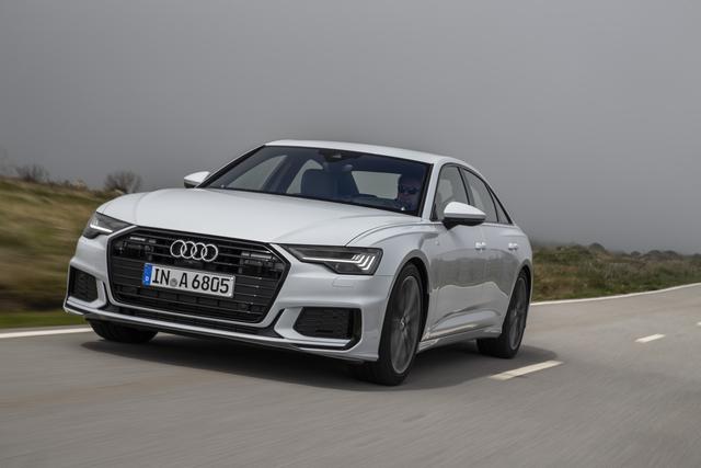Fahrbericht: Audi A6 - Beau der Business-Class