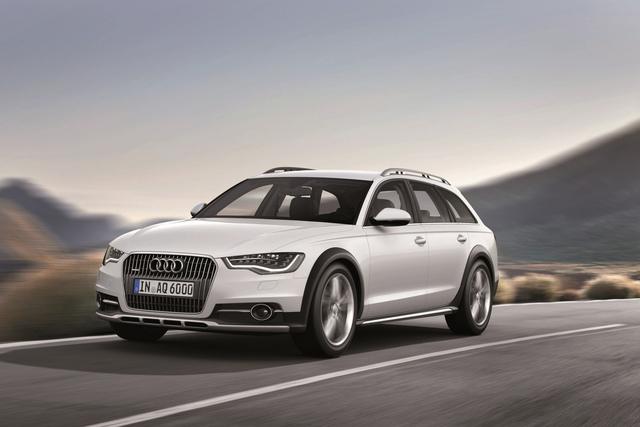 Neuer Audi A6 Allroad - Business-Kombi mit Wanderstiefeln