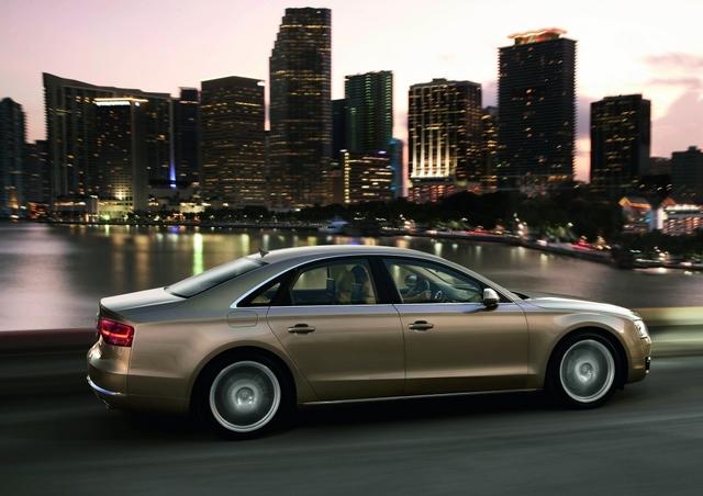 Audi A8: Mehr ist weniger (kurz)
