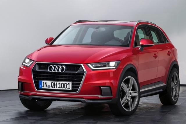 Audi Q1 - Das Ein-Liter-SUV