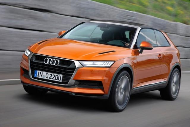 SUV-Pläne von Audi - Q wie Coupe
