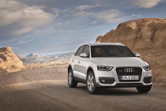 Audi Q3 - Der feine Tiguan (Kurzfassung)