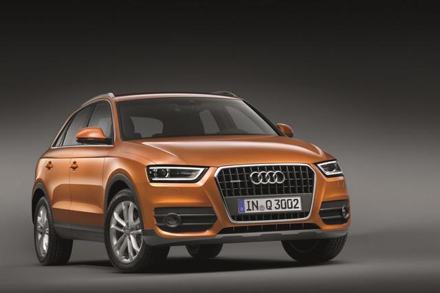 Audi Q3 - Der kleine Bruder (Vorabbericht)