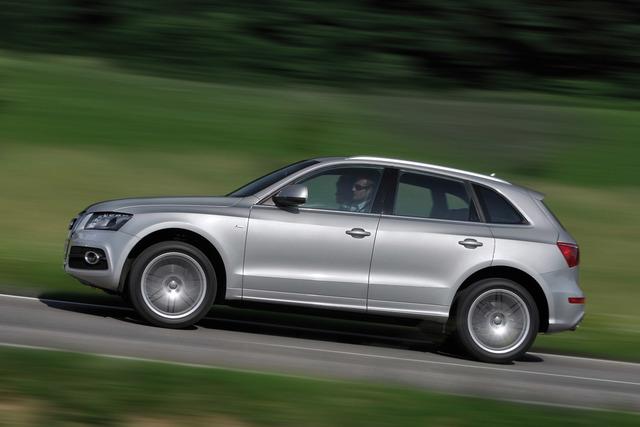 Audi setzt auf SUV - Sieben Mal Q