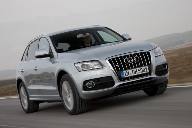 Audi Q5 Hybrid - Teures Knausern (Vorabbericht)