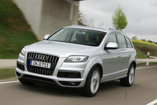 Audi Q7: Asketischer Dampfer (Kurzfassung)