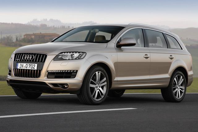 Audi Q7 - Kleiner Diesel für das große SUV