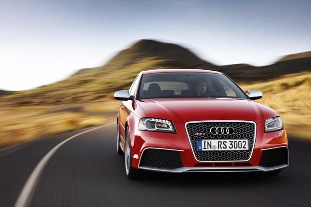 Audi RS 3 Sportback - Antwort aus Ingolstadt
