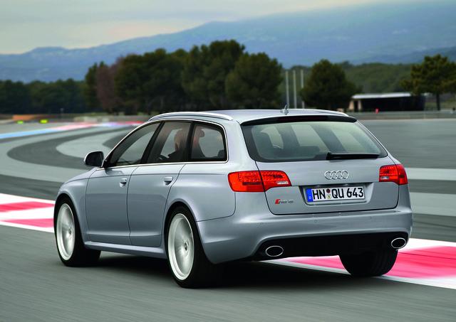 Vorläufig vorbei: Audi RS6 und BMW M5 laufen aus