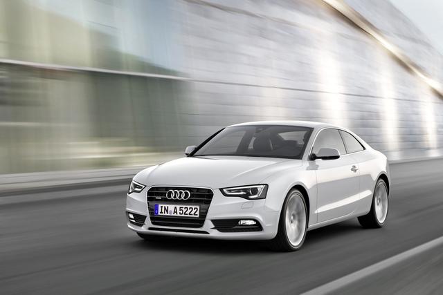Audi A5 - Facelift für einen Schönling