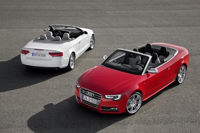 Gebrauchtwagen-Check: Audi A5 Cabrio  - Für jeden was dabei