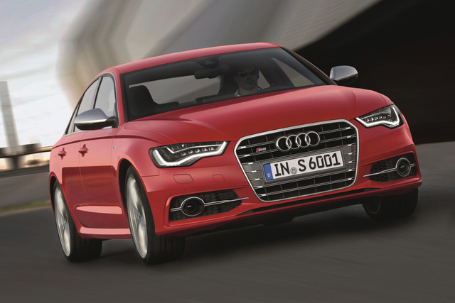Neue Audi S-Modelle - Von zehn auf acht auf vier