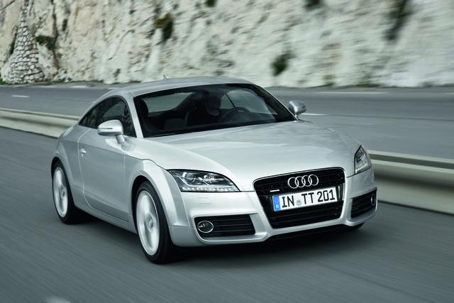 Auffrischung bei den Audi-Modellen TT und Q7