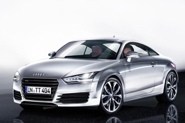 Audi TT - Neue Leichtigkeit ab 2014