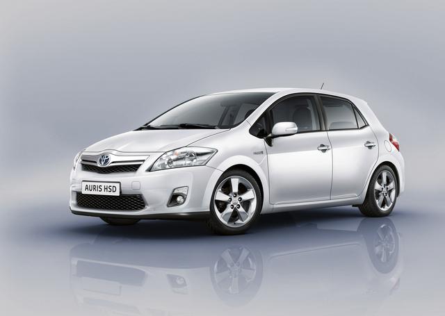 Toyota Auris Hybrid: CO2-Kompaktklassen-Primus