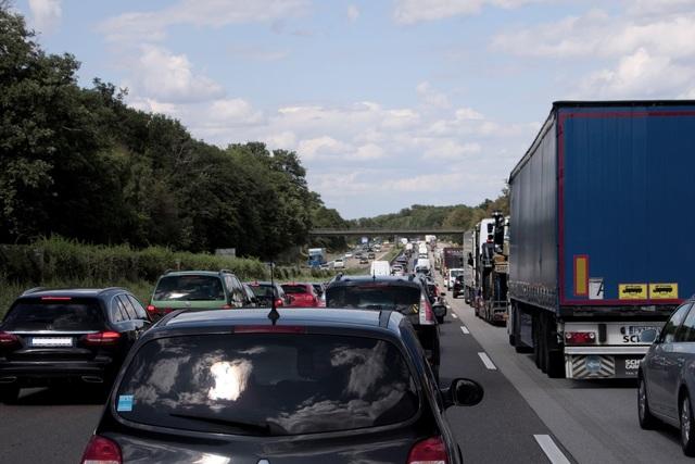 Autobahn-Vignette in Österreich  - Kleben war gestern