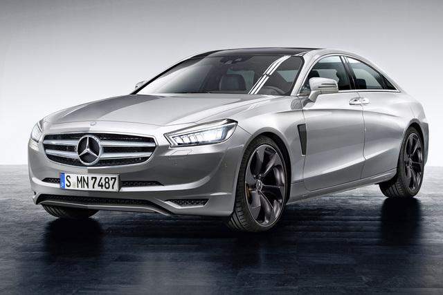 Mercedes E-Klasse Superlight - Leichte Mittelklasse