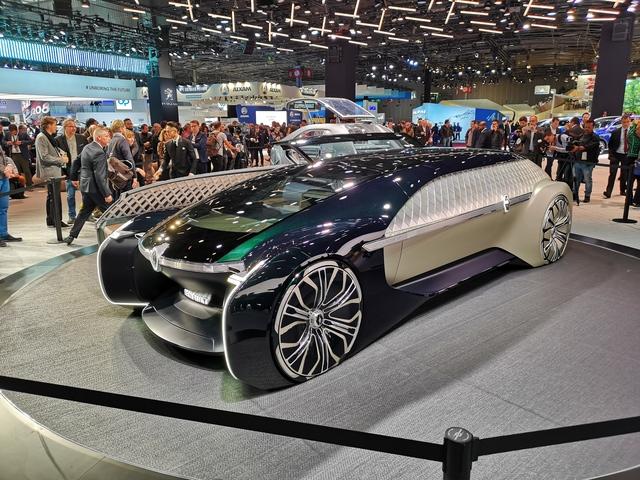 Pariser Autosalon - Comeback 2022