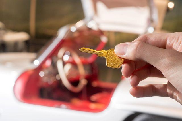 Eine kleine Geschichte des Autoschlüssels - Vom Metallstück zum virtuellen Fingerabdruck