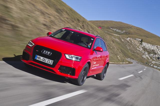 Audi RS Q3 - Wenn der kleine Kurvenhunger kommt