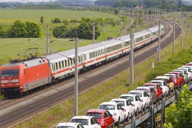 Bahnlärm - Weniger Krach für viel Geld