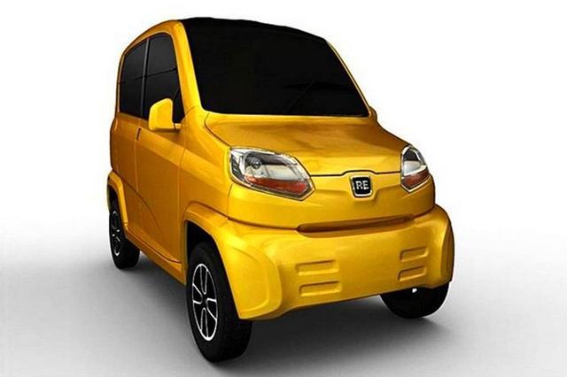 Bajaj RE 60 - Neues Billigauto