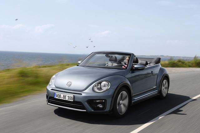 Sommer ohne VW Cabrios - Nun geht auch der offene Beetle