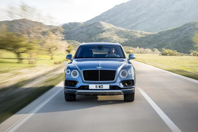 Bentley Bentayga Diesel - Seine Lordschaft nagelt nun (Kurzfassung)