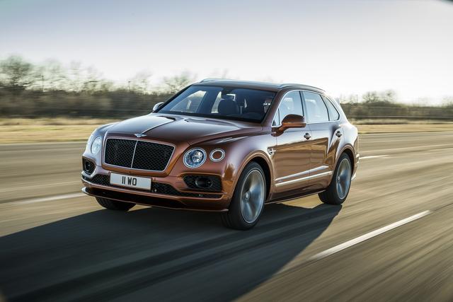 Bentley Bentayga Speed  - Zurück auf dem Tempo-Thron