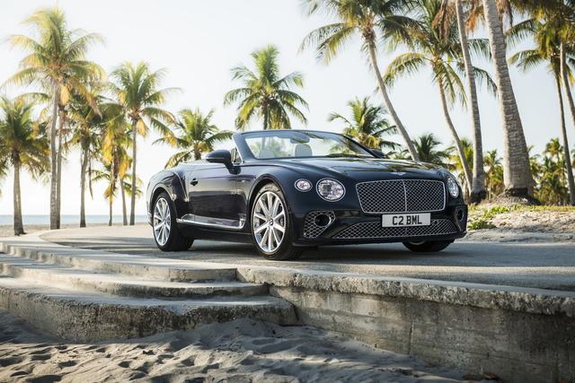 Fahrbericht: Bentley Continental GTC V8  - Sparen ohne Spaßverzicht