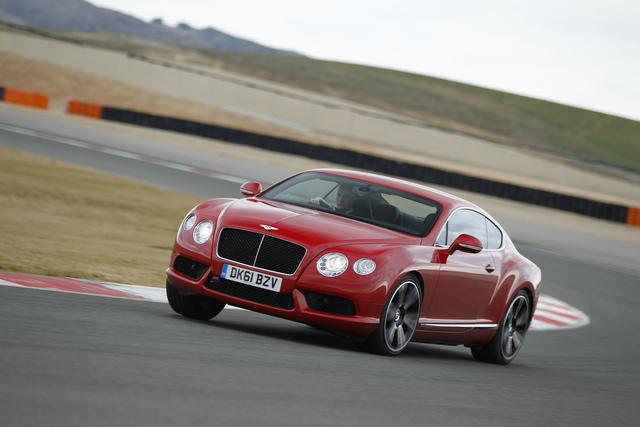Bentley Continental GT V8 - Hab acht (Kurzfassung)
