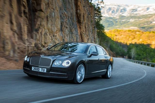 Bentley Flying Spur - Adel verzichtet nicht (Vorabbericht)