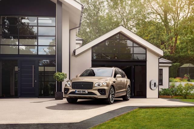 Bentley Bentayga Hybrid   - Zurück nach dem Lifting