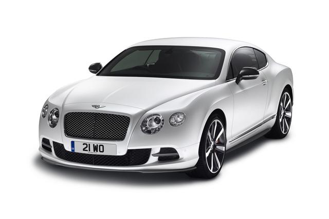Bentley Continental GT Mulliner - Eine Prise Sport für viel Geld